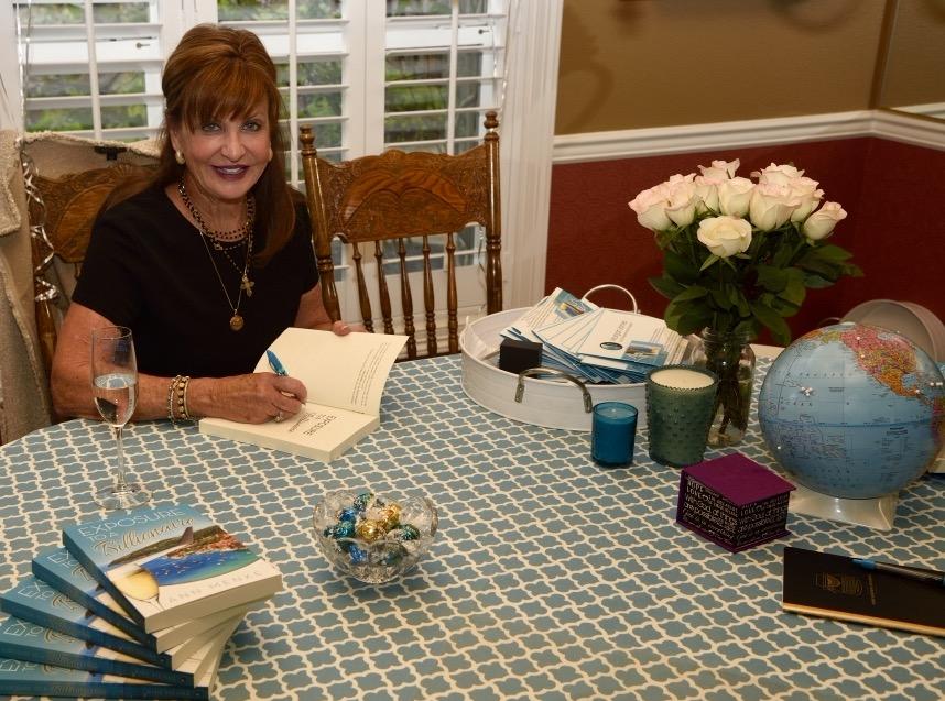 Book Signing at the Fabulous Home of Karen Wayt!