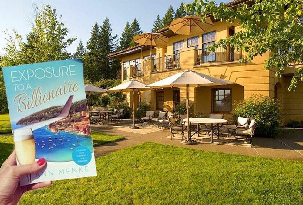 Garden Vineyards Book Signing!